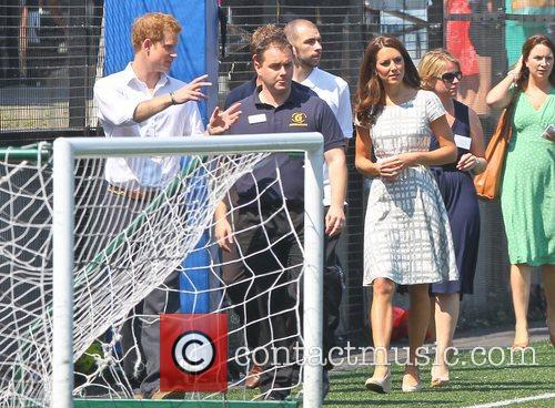Prince Harry and Kate Middleton 6