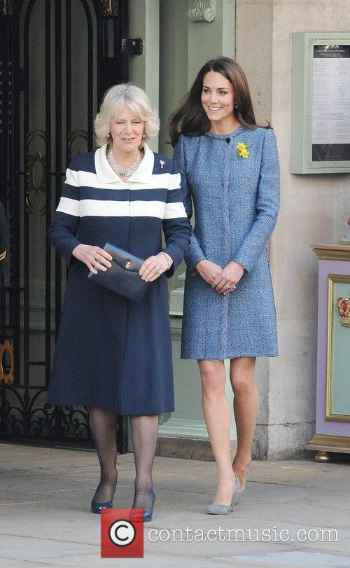 Catherine, Duchess of Cambridge, aka Kate Middleton and...