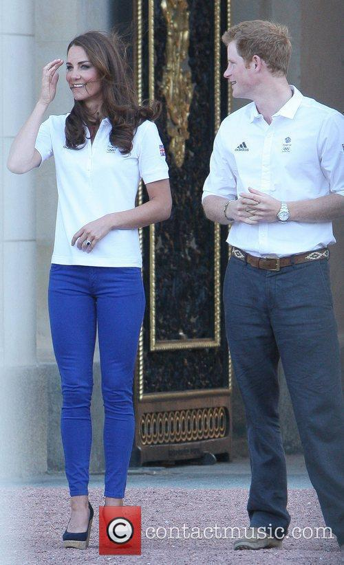 Kate Middleton, Prince Harry