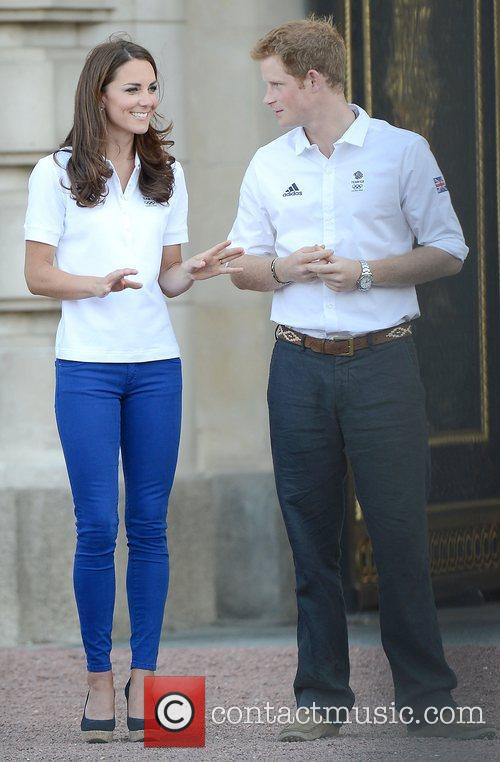 Kate Middleton, Buckingham Palace and Prince Harry 10