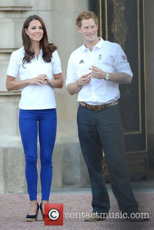 Kate Middleton, Buckingham Palace and Prince Harry 11