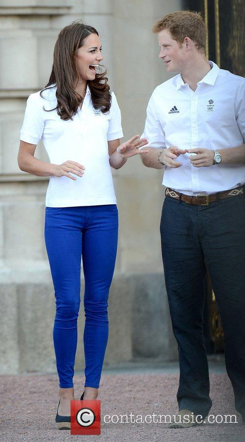 Kate Middleton, Buckingham Palace, Prince Harry