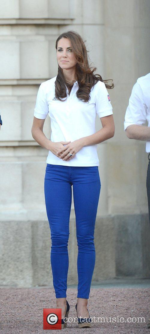 Kate Middleton, Buckingham Palace