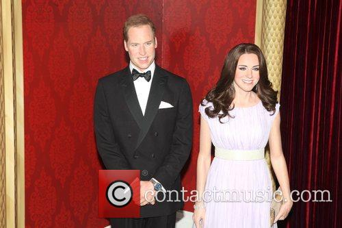 Madame Tussauds, Duchess, Kate Middleton and Prince William 7