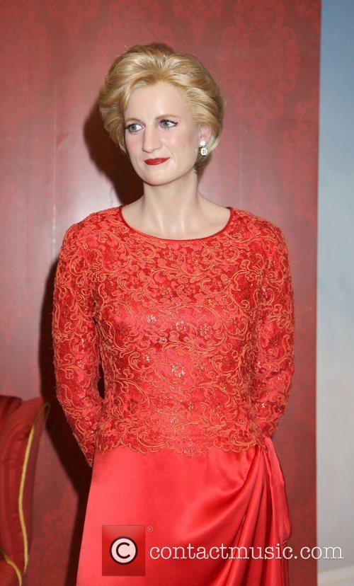 Princess Diana, imortalised at Madame Tussauds New York