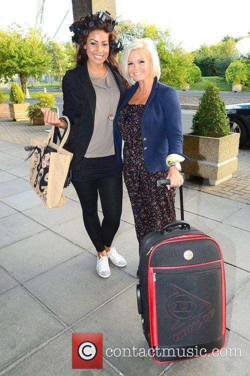 Layla Flaherty and Kerry Katona 3