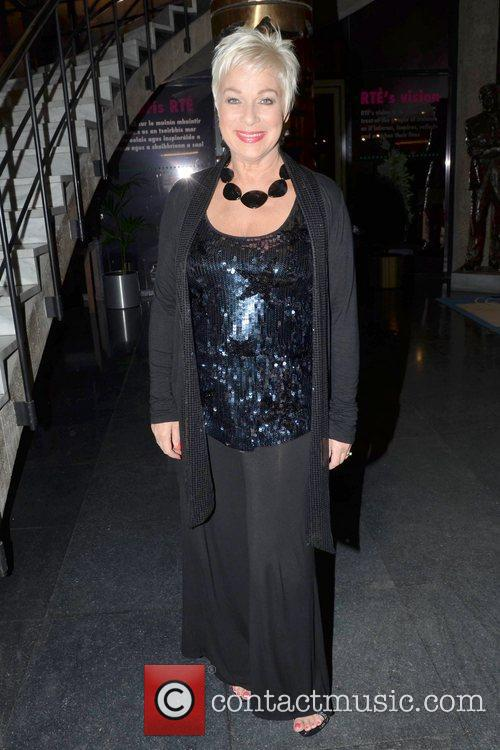 Denise Welch Celebrities arrive at RTE show 'The...
