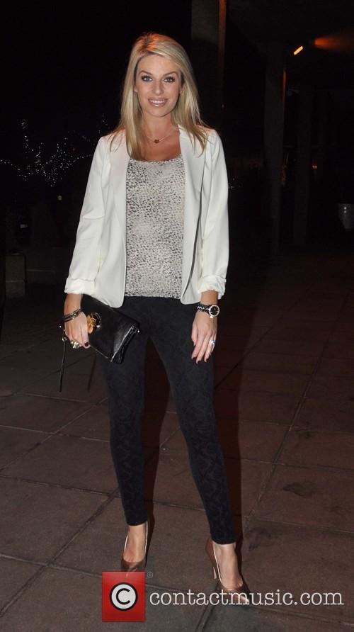 Pregnant Pippa O'Connor Celebrities outside the RTE studios...