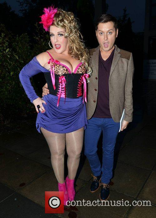 Katherine Lynch and Brian Dowling Guests on Katherine...
