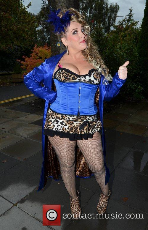 Katherine Lynch Comedian Katherine Lynch 2