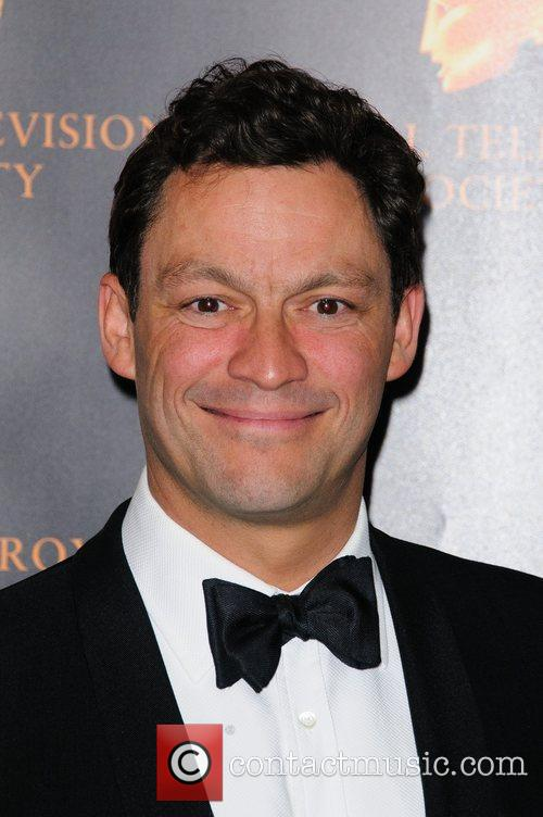 Dominic West The RTS Programme Awards 2012 -...
