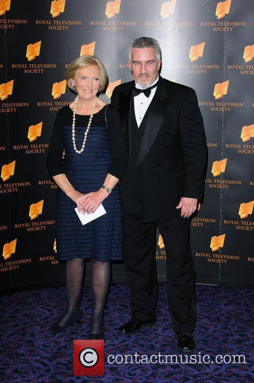 Mary Berry and Paul Hollywood The RTS Programme...