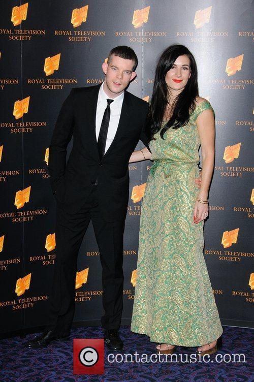 Russell Tovey and Sarah Solemani 1