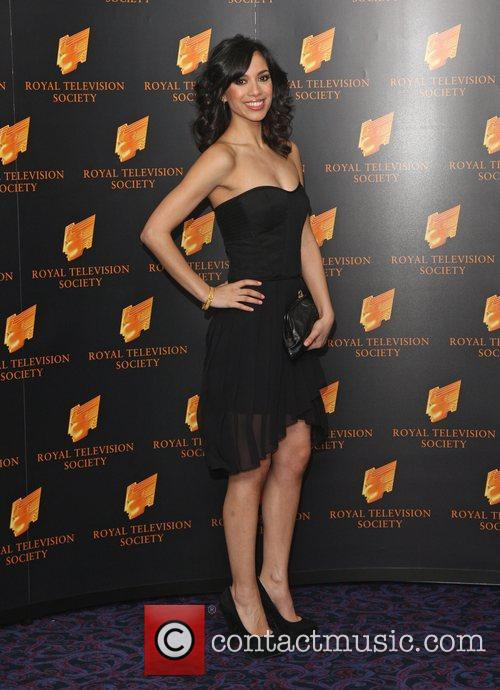Fiona Wade The RTS Programme Awards 2012- Arrivals...