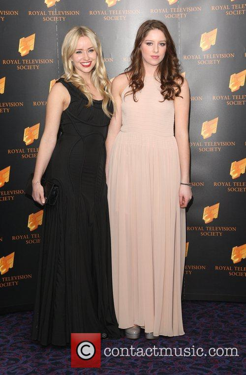 Sammy Winward and Grace Cassidy The RTS Programme...