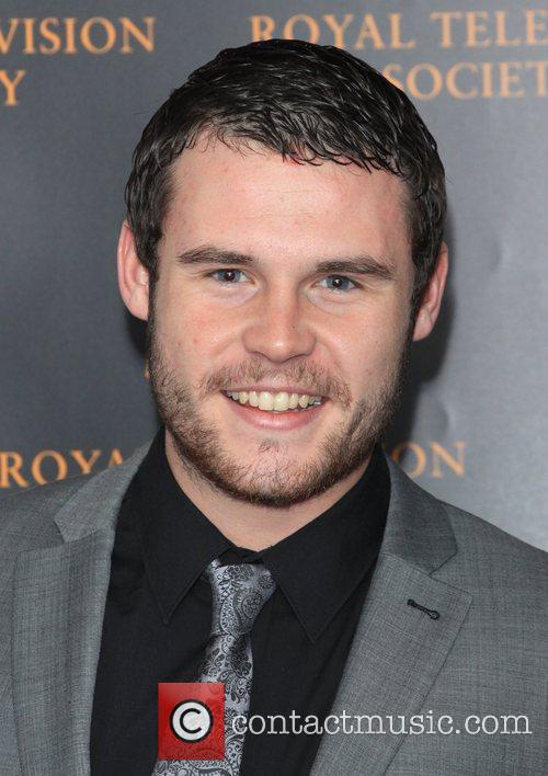 Danny Miller The RTS Programme Awards 2012- Arrivals...