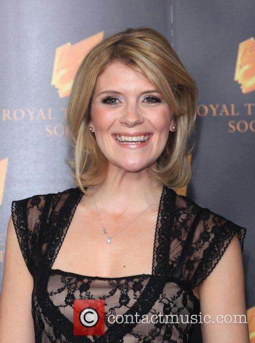 Jane Danson The RTS Programme Awards 2012- Arrivals...