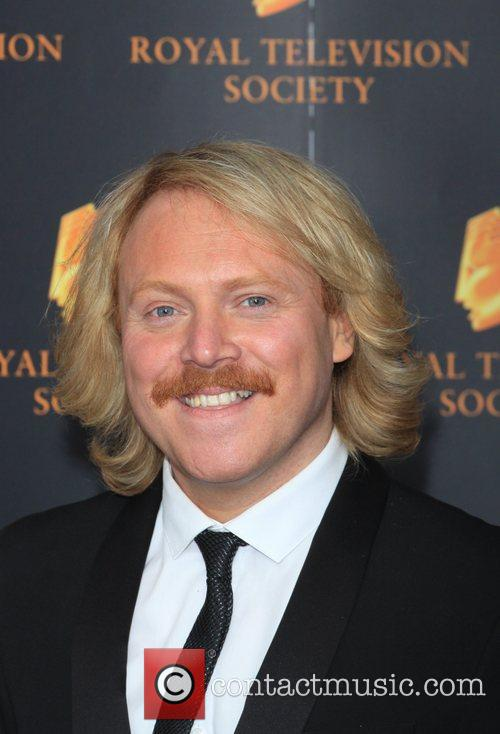 Keith Lemon The RTS Programme Awards 2012- Arrivals...