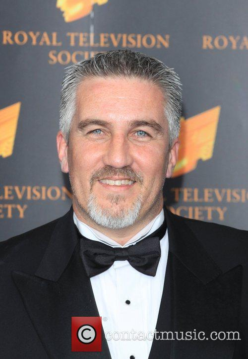 Paul Hollywood The RTS Programme Awards 2012- Arrivals...