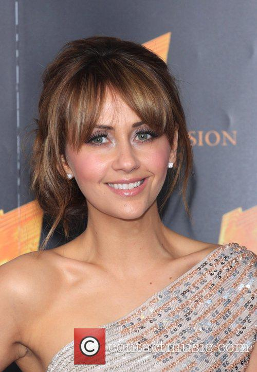 Samia Ghadie The RTS Programme Awards 2012- Arrivals...