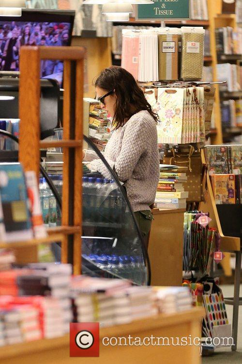Shops at Barnes and Noble bookstore at the...