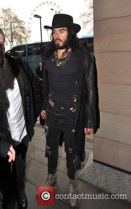 Russell Brand Home Affairs Committee hears evidence from...