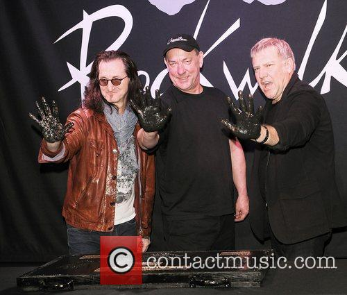 Rock, Rush, L-r, Geddy Lee, Neil Peart and Alex Lifeson 11