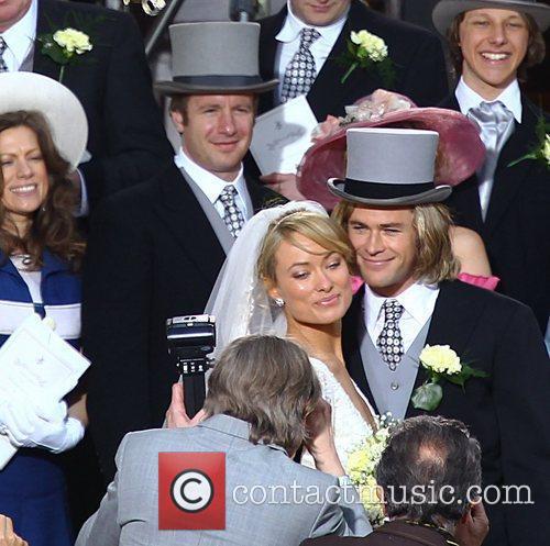 Olivia Wilde and Chris Hemsworth 6