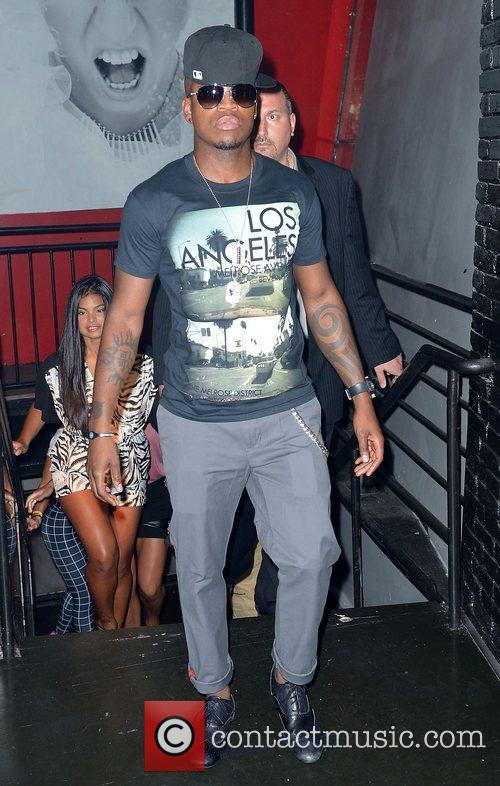 Ne-Yo attends Rush Friday at Rush nightclub Miami,...
