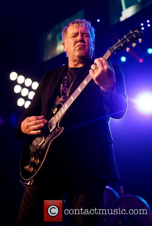 Alex Lifeson, Rush, T Center, San Antonio and Clockwork Angels Tour 7