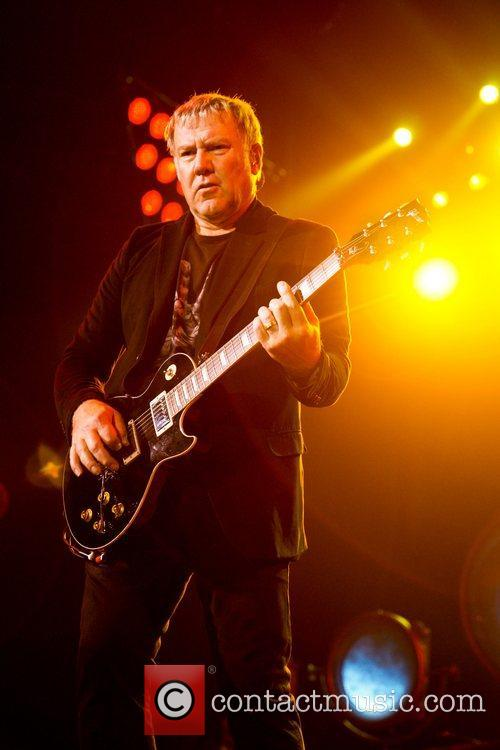Alex Lifeson, Rush, T Center, San Antonio and Clockwork Angels Tour 8