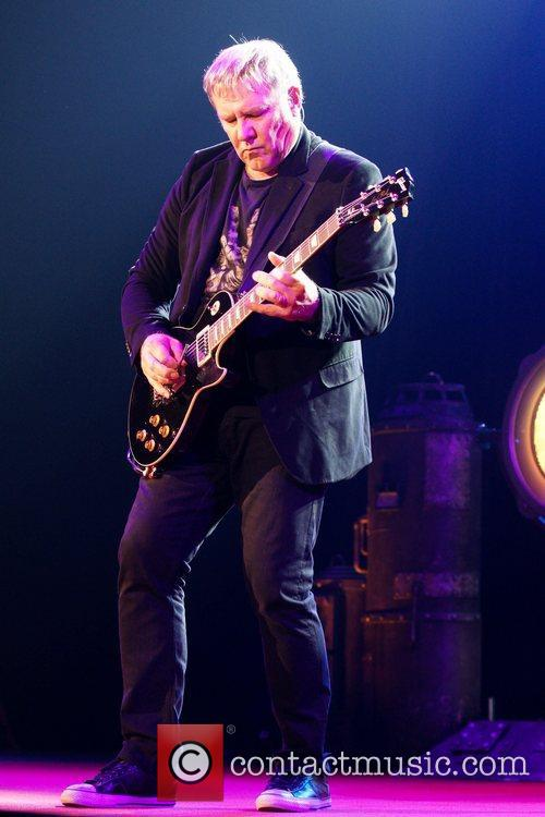 Alex Lifeson, Rush, T Center, San Antonio and Clockwork Angels Tour 3