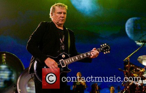 Alex Lifeson, Rush, T Center, San Antonio and Clockwork Angels Tour 6