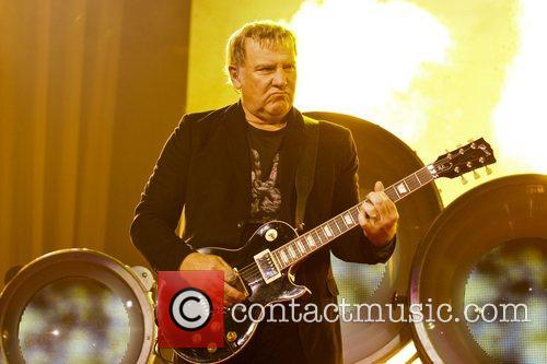 Alex Lifeson, Rush, T Center, San Antonio and Clockwork Angels Tour 5