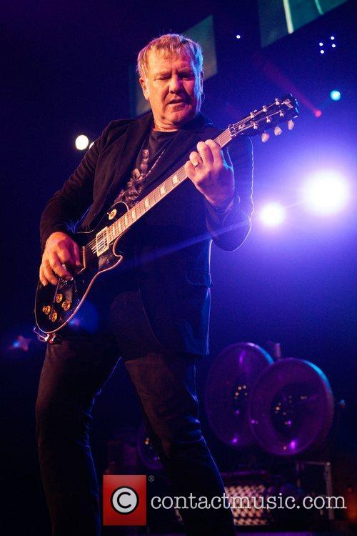 Alex Lifeson, Rush, T Center, San Antonio and Clockwork Angels Tour 9