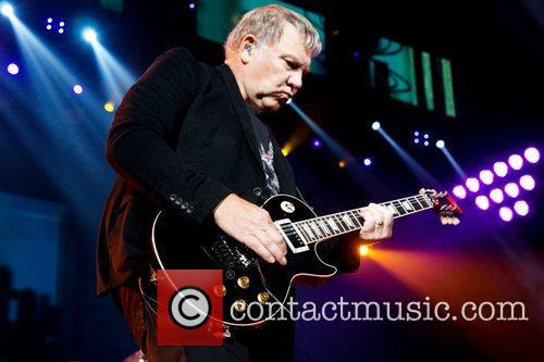 Alex Lifeson, Rush, T Center, San Antonio and Clockwork Angels Tour 2