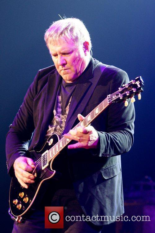 Alex Lifeson, Rush, T Center, San Antonio and Clockwork Angels Tour 11