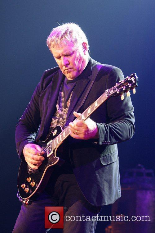 Alex Lifeson, Rush, T Center, San Antonio and Clockwork Angels Tour 4