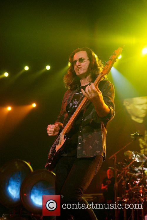 Geddy Lee, Rush, T Center, San Antonio and Clockwork Angels Tour 10