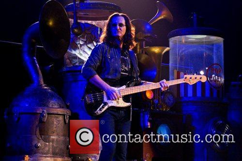 Geddy Lee, Rush, T Center, San Antonio and Clockwork Angels Tour 3