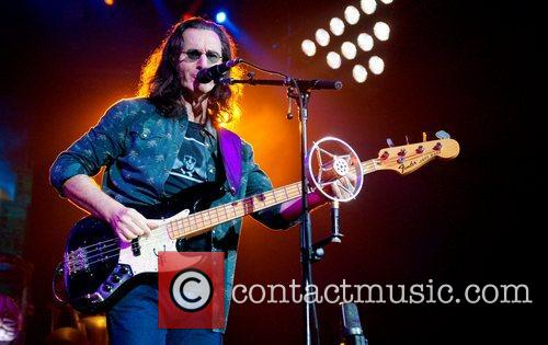 Geddy Lee, Rush, T Center, San Antonio and Clockwork Angels Tour 5