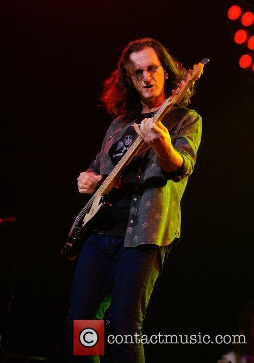 Geddy Lee, Rush, T Center, San Antonio and Clockwork Angels Tour 2