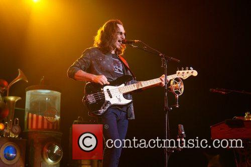 Geddy Lee, Rush, T Center, San Antonio and Clockwork Angels Tour 13
