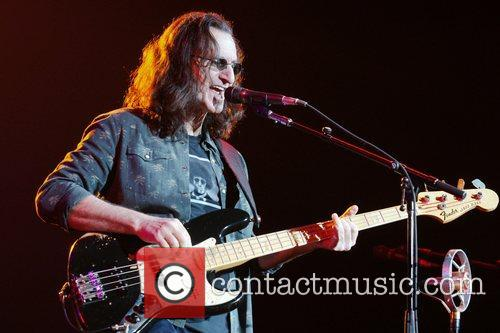 Geddy Lee, Rush, T Center, San Antonio, Clockwork Angels Tour