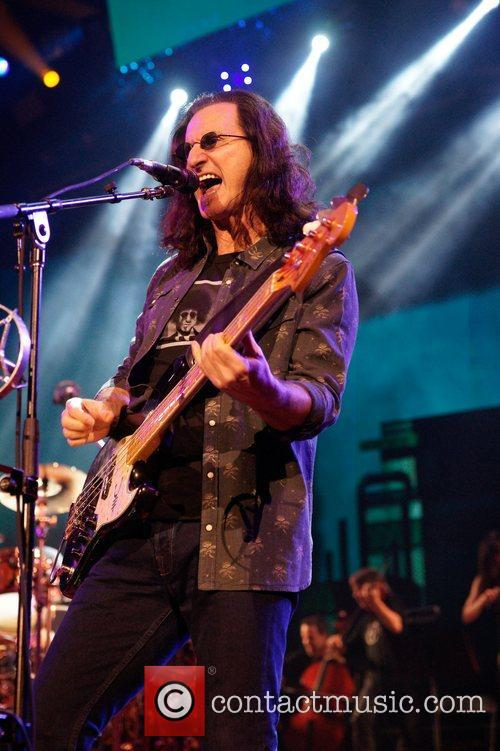 Geddy Lee, Rush, T Center, San Antonio and Clockwork Angels Tour 15