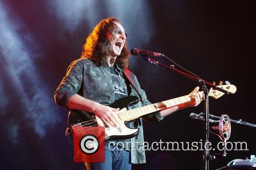 Geddy Lee, Rush, T Center, San Antonio and Clockwork Angels Tour 14