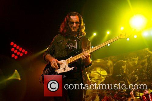 Geddy Lee, Rush, T Center, San Antonio and Clockwork Angels Tour 8