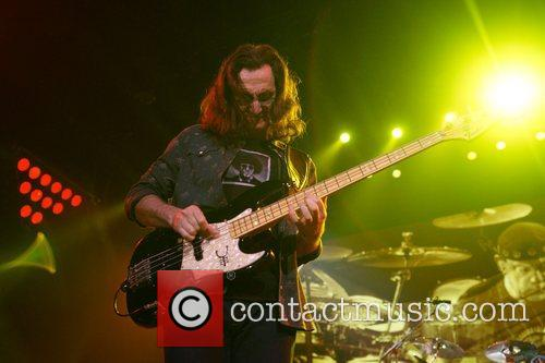Geddy Lee, Rush, T Center, San Antonio and Clockwork Angels Tour 12