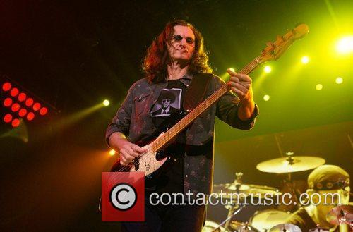 Geddy Lee, Rush, T Center, San Antonio and Clockwork Angels Tour 9