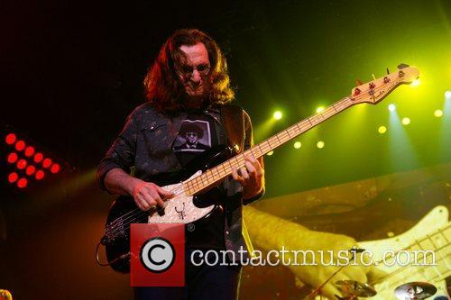 Geddy Lee, Rush, T Center, San Antonio and Clockwork Angels Tour 7
